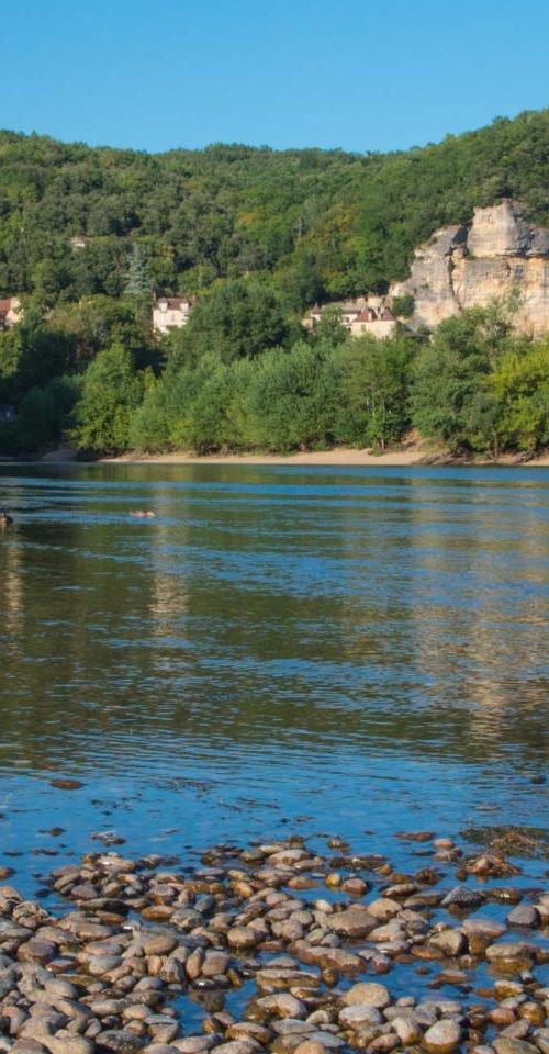 un fleuve ou une rivière